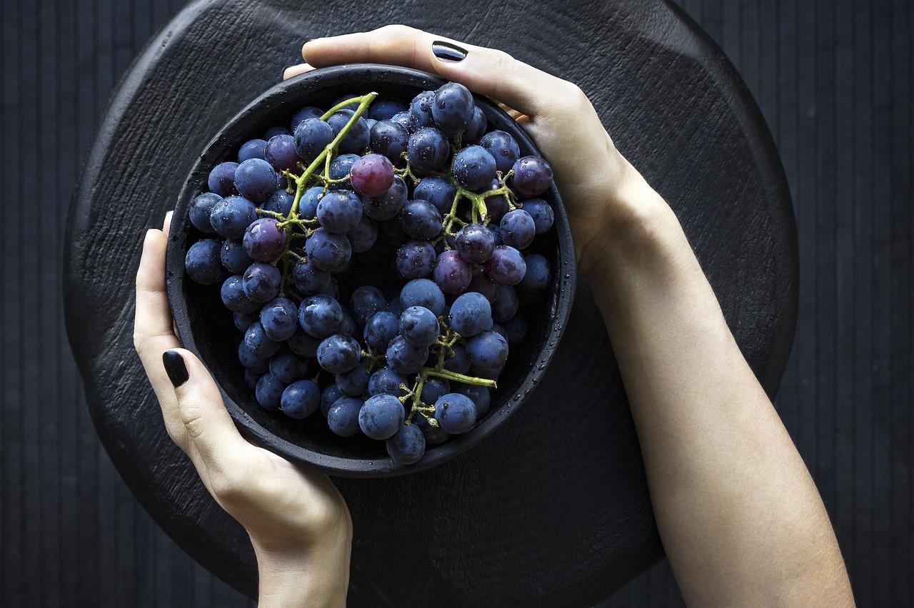 uva- grappolo d'uva - ampeloterapia