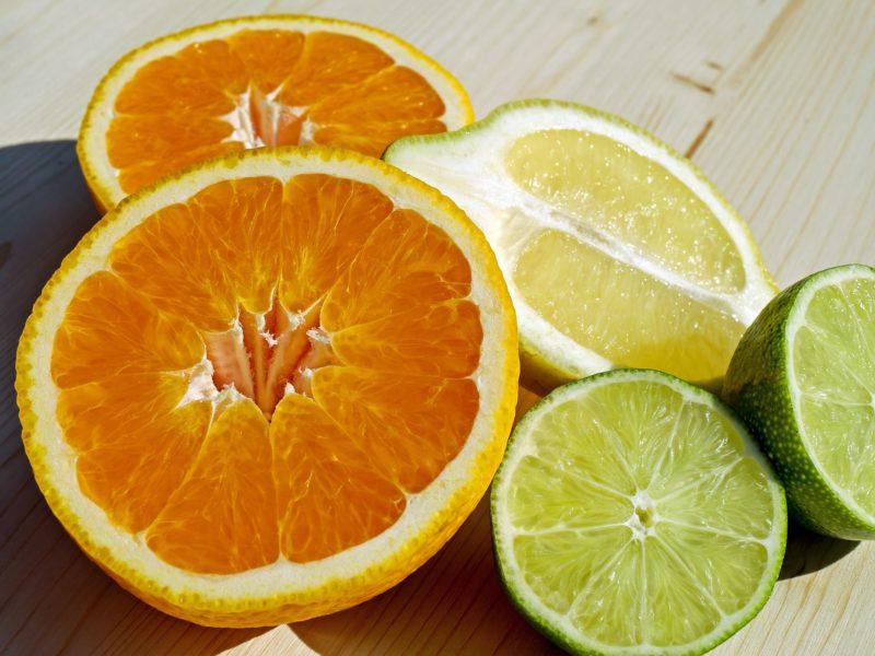 agrumi - limoni - arance