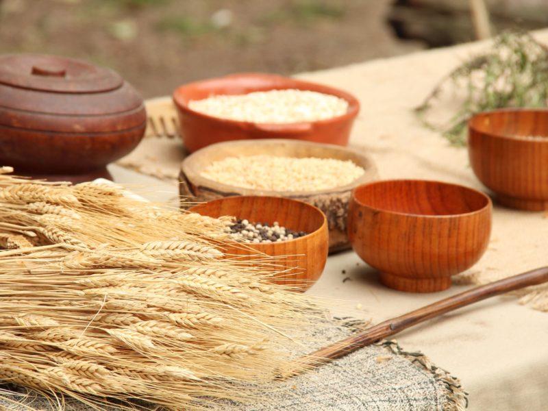 cibi medievali - cereali - salute